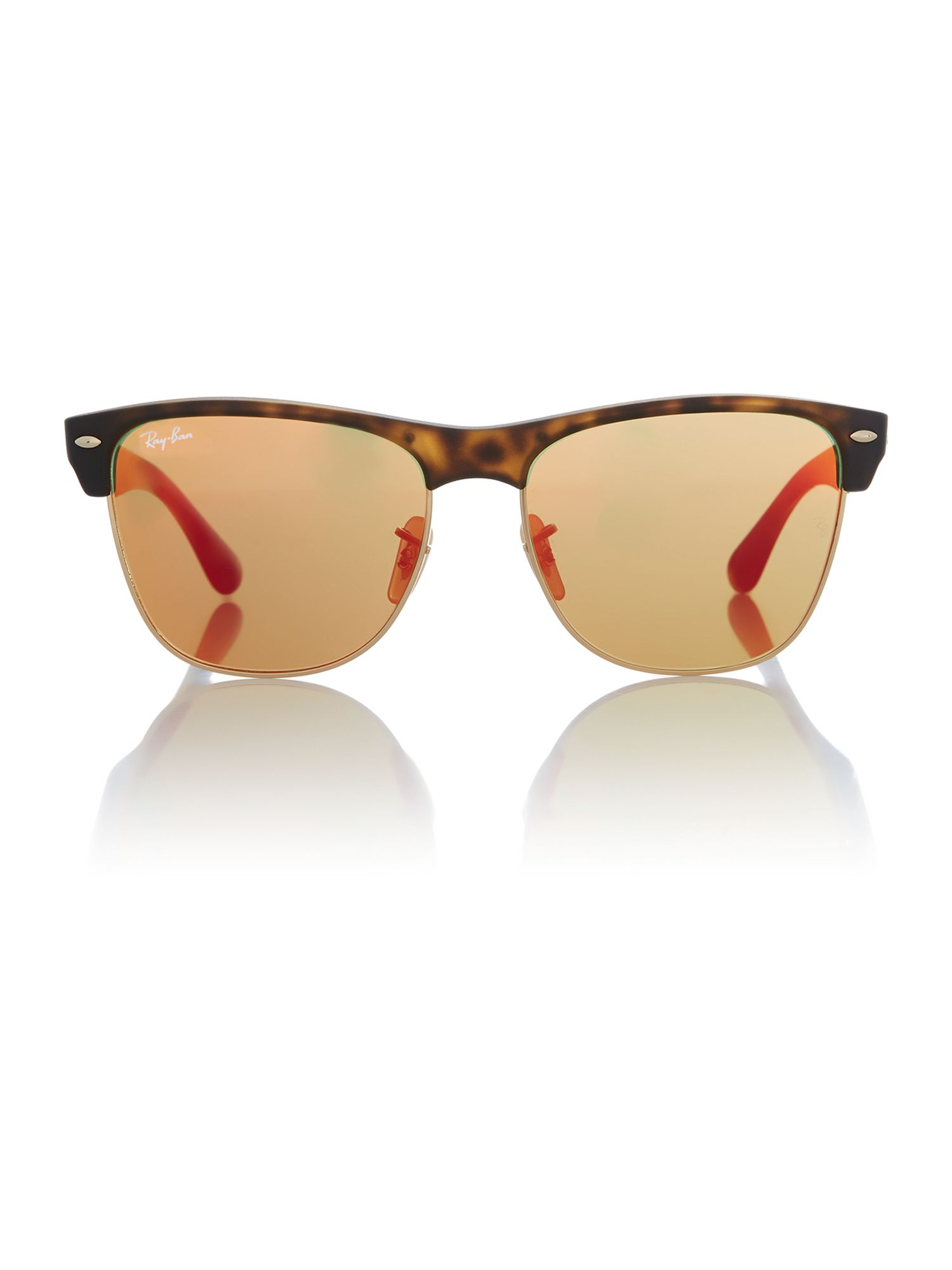 Rb4175 men`s square sunglasses