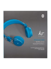 Manhatten Bluetooth® headphones