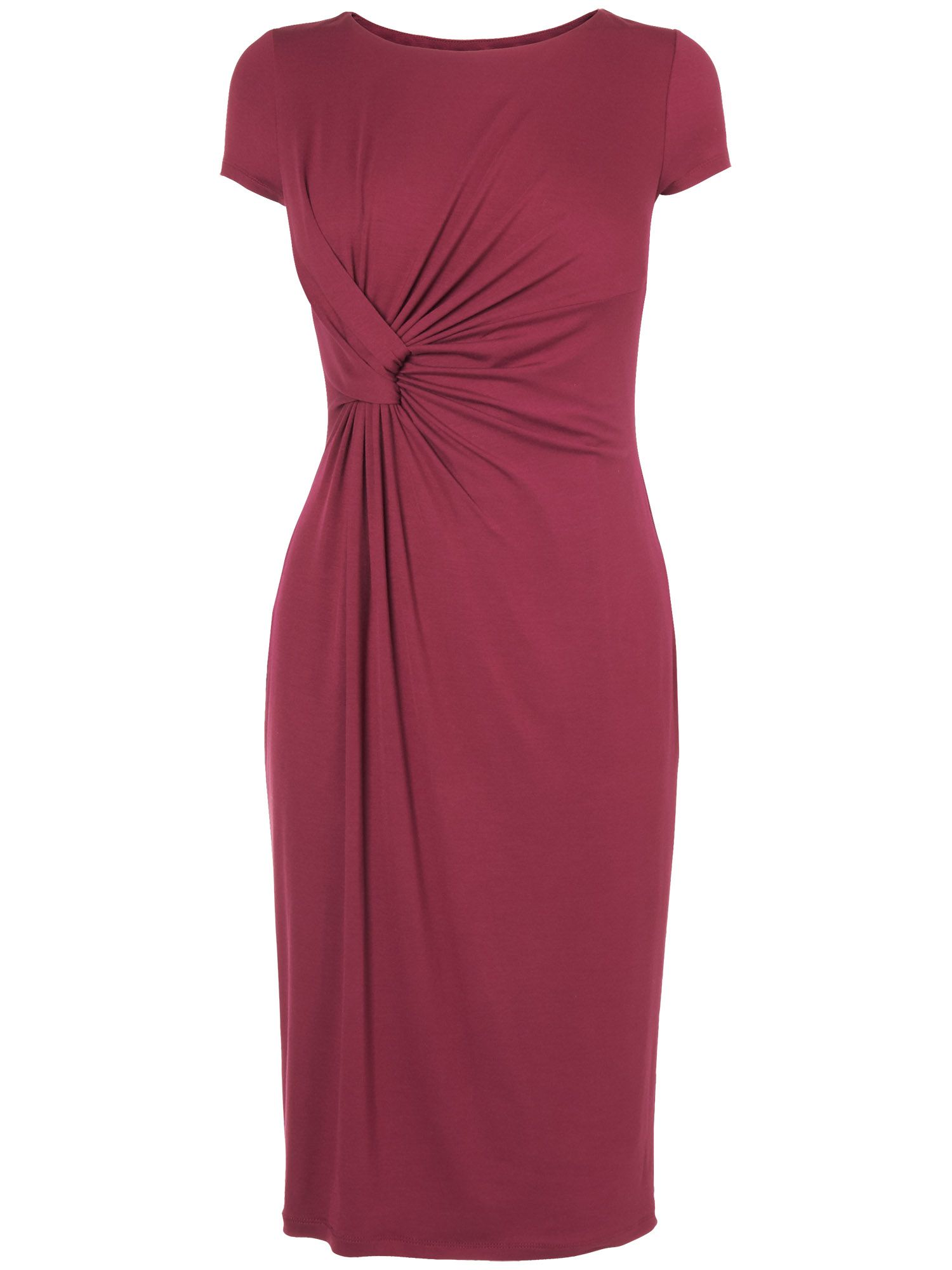 Clarissa twist dress