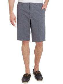 Peter Werth Prescott check shorts