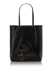 Black large bowcon bag
