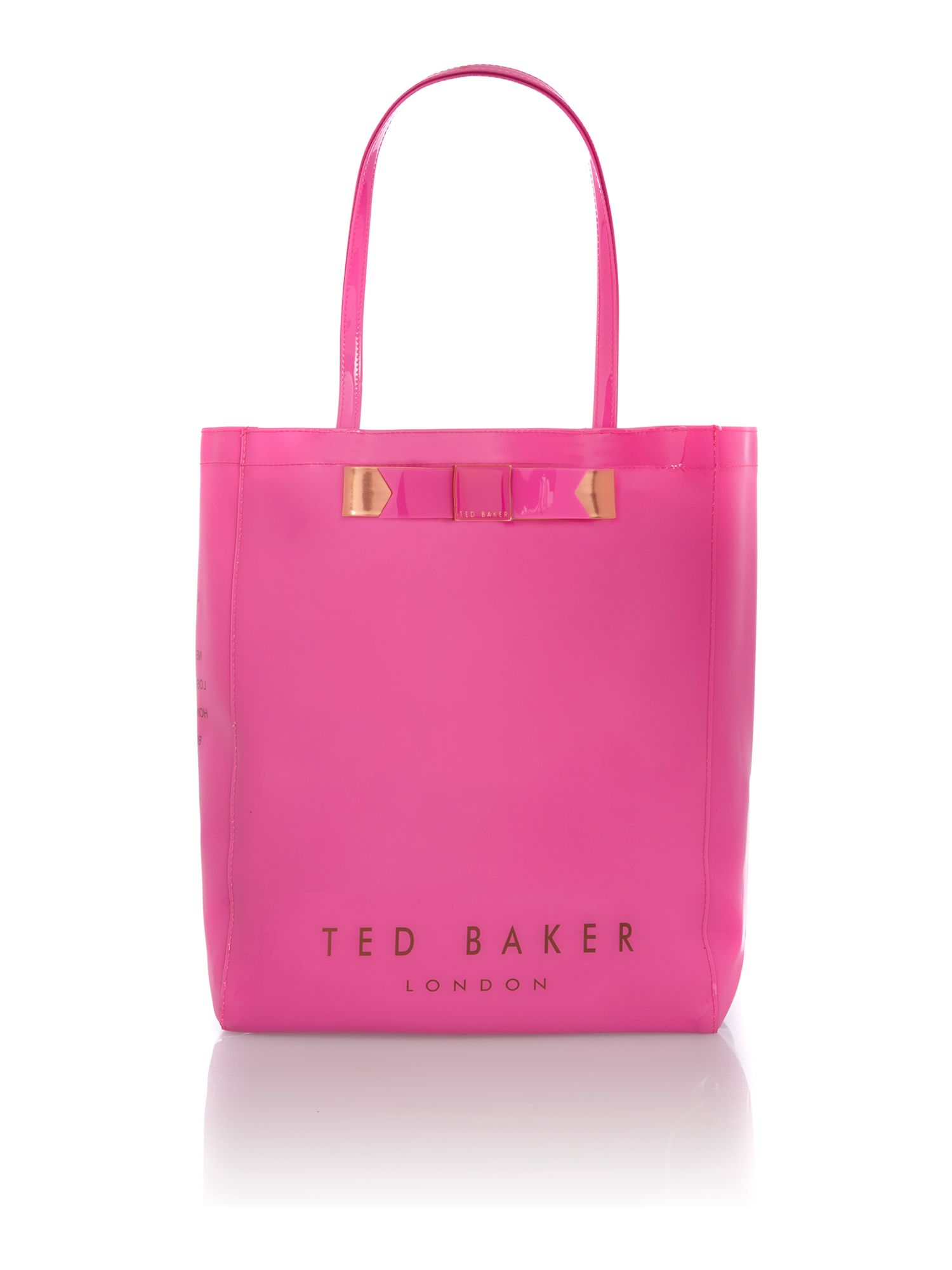Pink exclusive bowcon bag