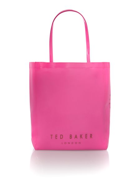 Ted Baker Pink exclusive bowcon bag