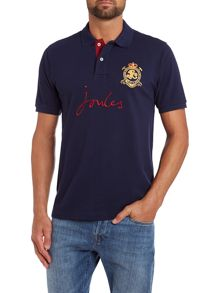 Classic fit polo shirt
