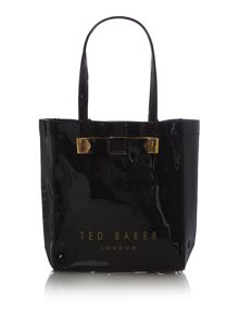 Black small bowcon bag