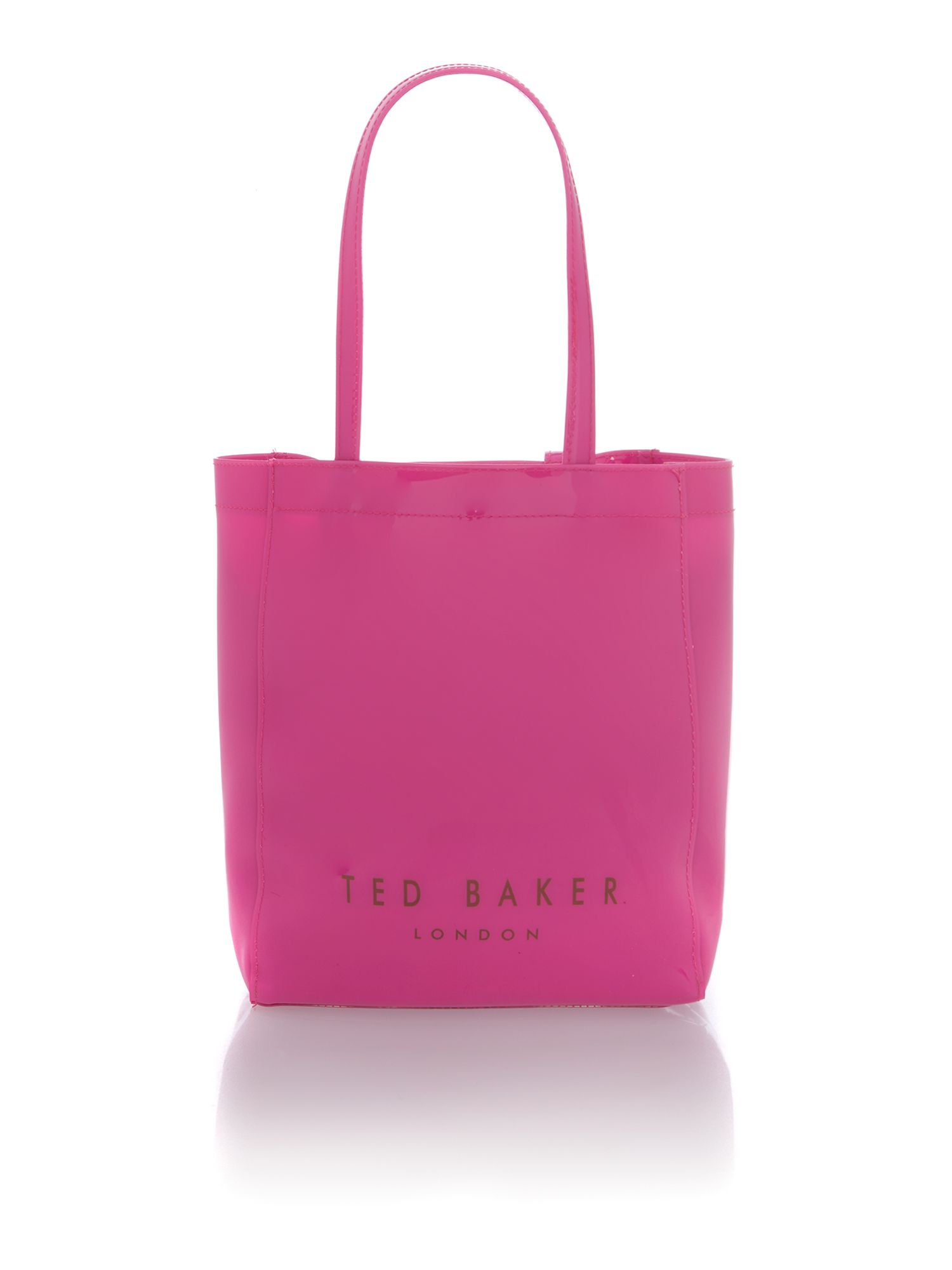 Pink small exclusive bowcon bag