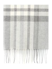 Linea Exploded check wide Cashmink® scarf