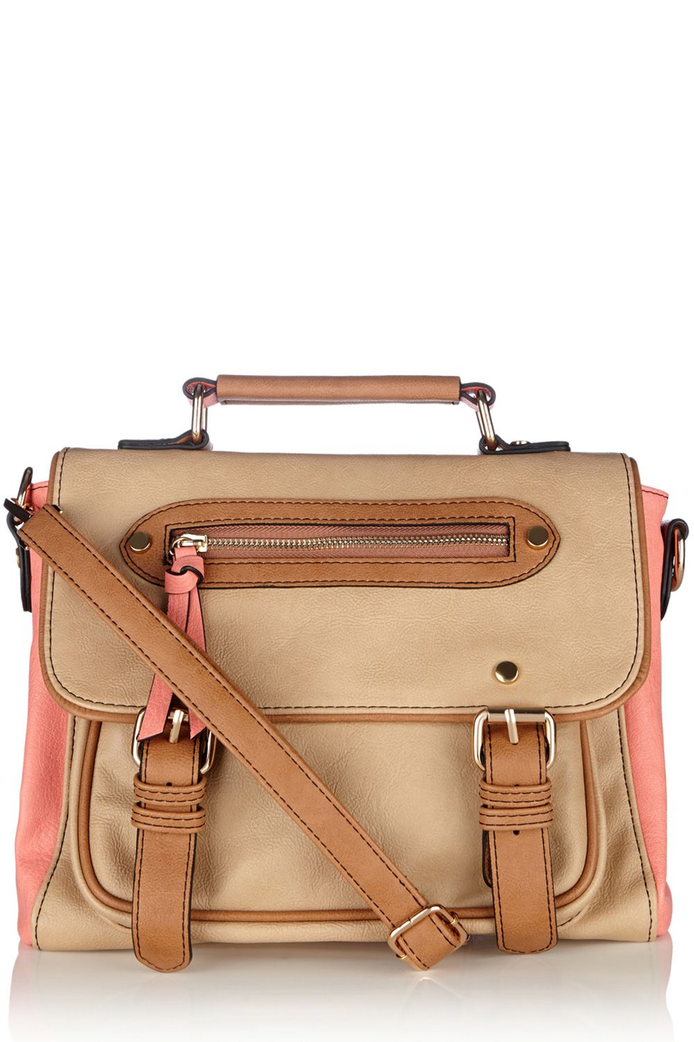 Emily satchel bag