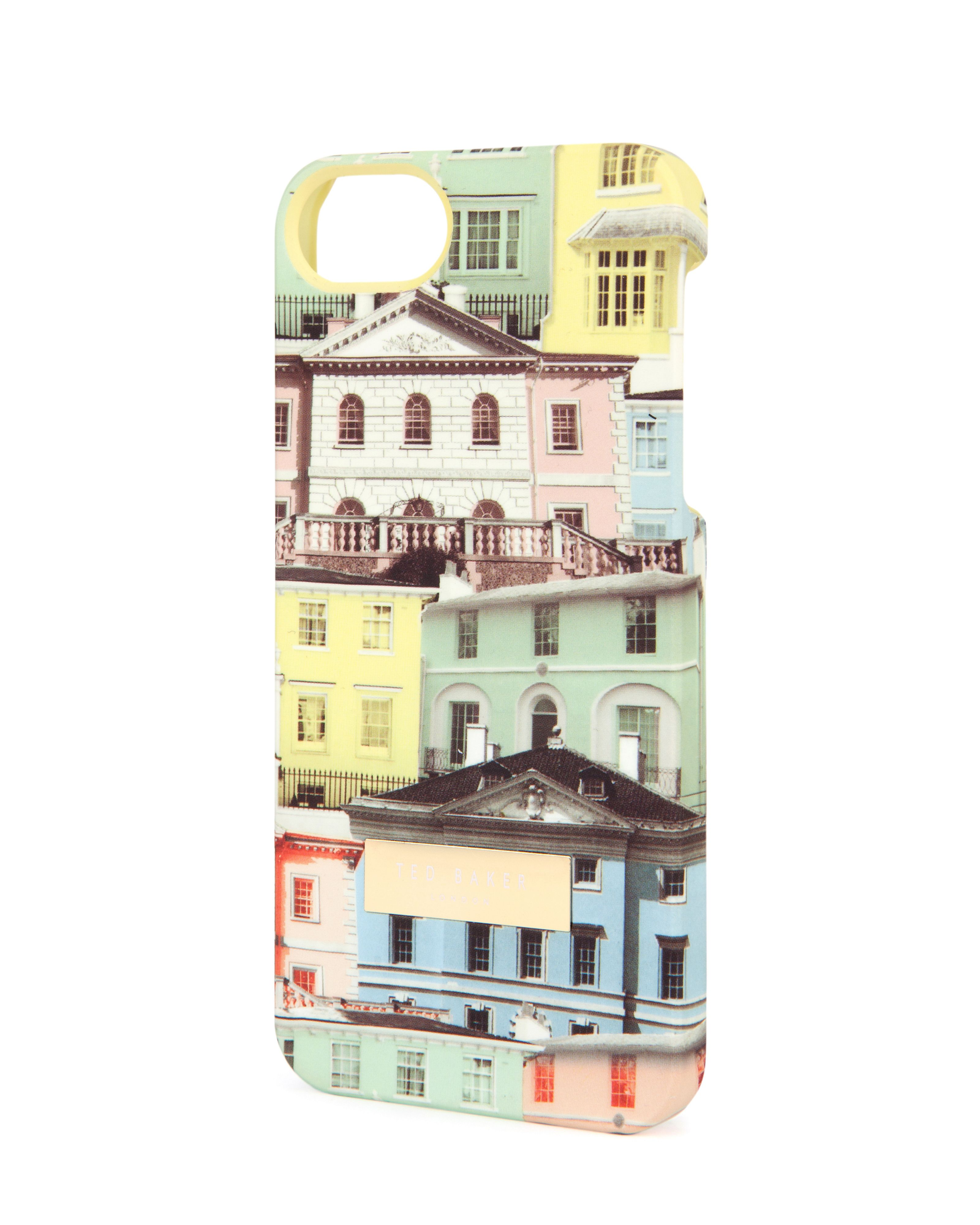Silke regency houses iphone case