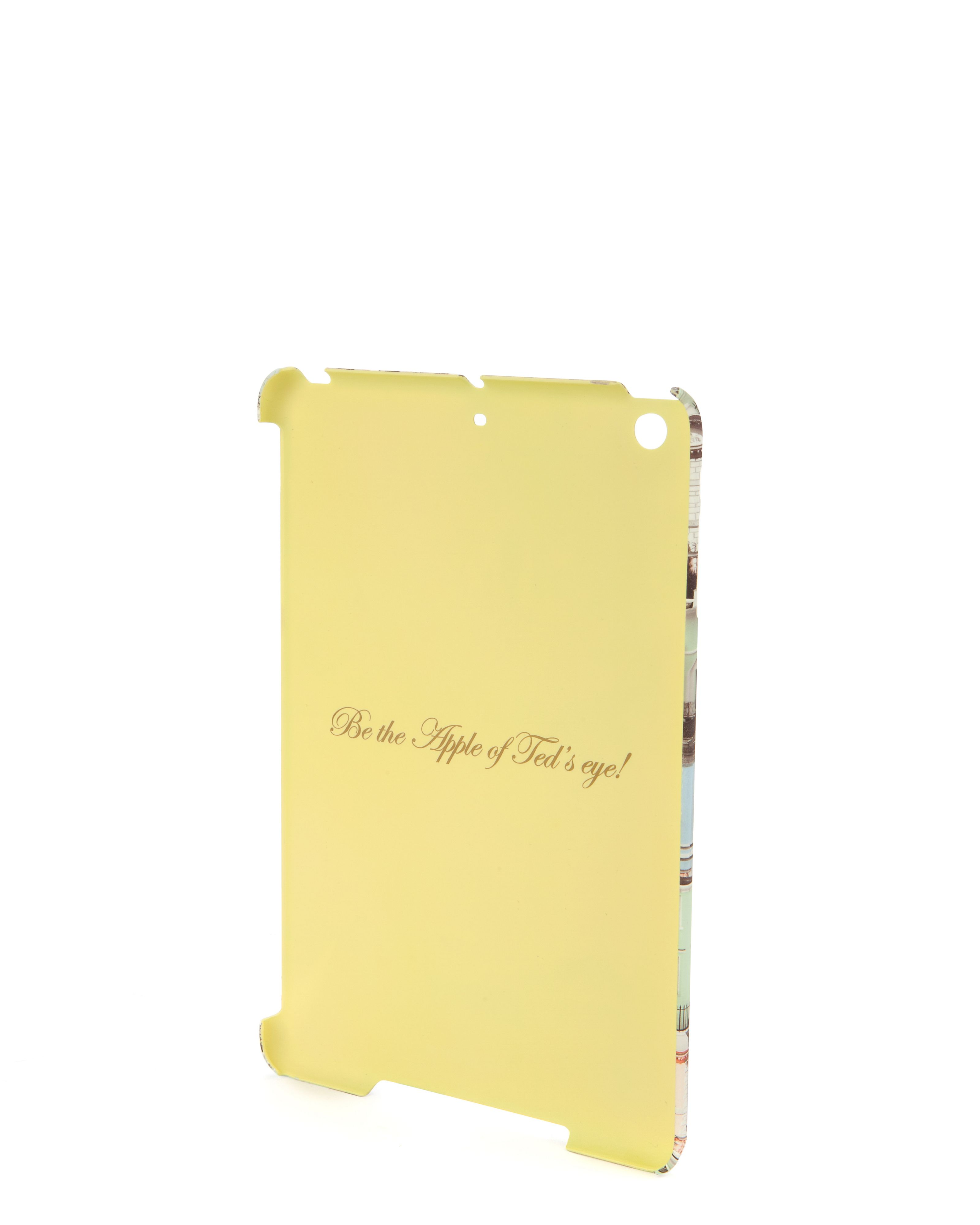 Kicki regency houses ipad mini case
