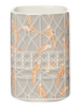 Living by Christiane Lemieux Aviary ceramic tumbler