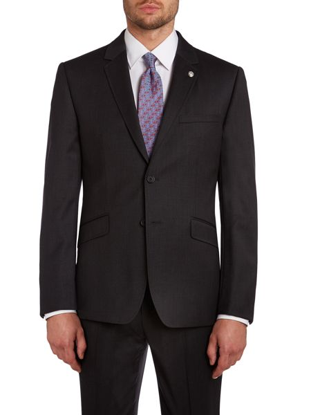 Ted Baker Timeless slim fit solid suit jacket