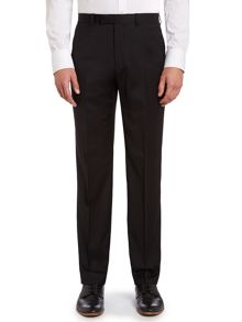 Timeless Slim Fit Solid Suit Trousers