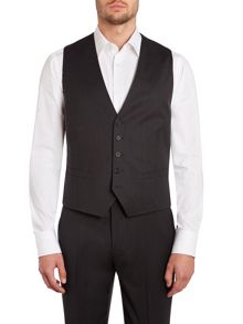 Ted Baker Timeless Slim Fit Solid Waistcoat