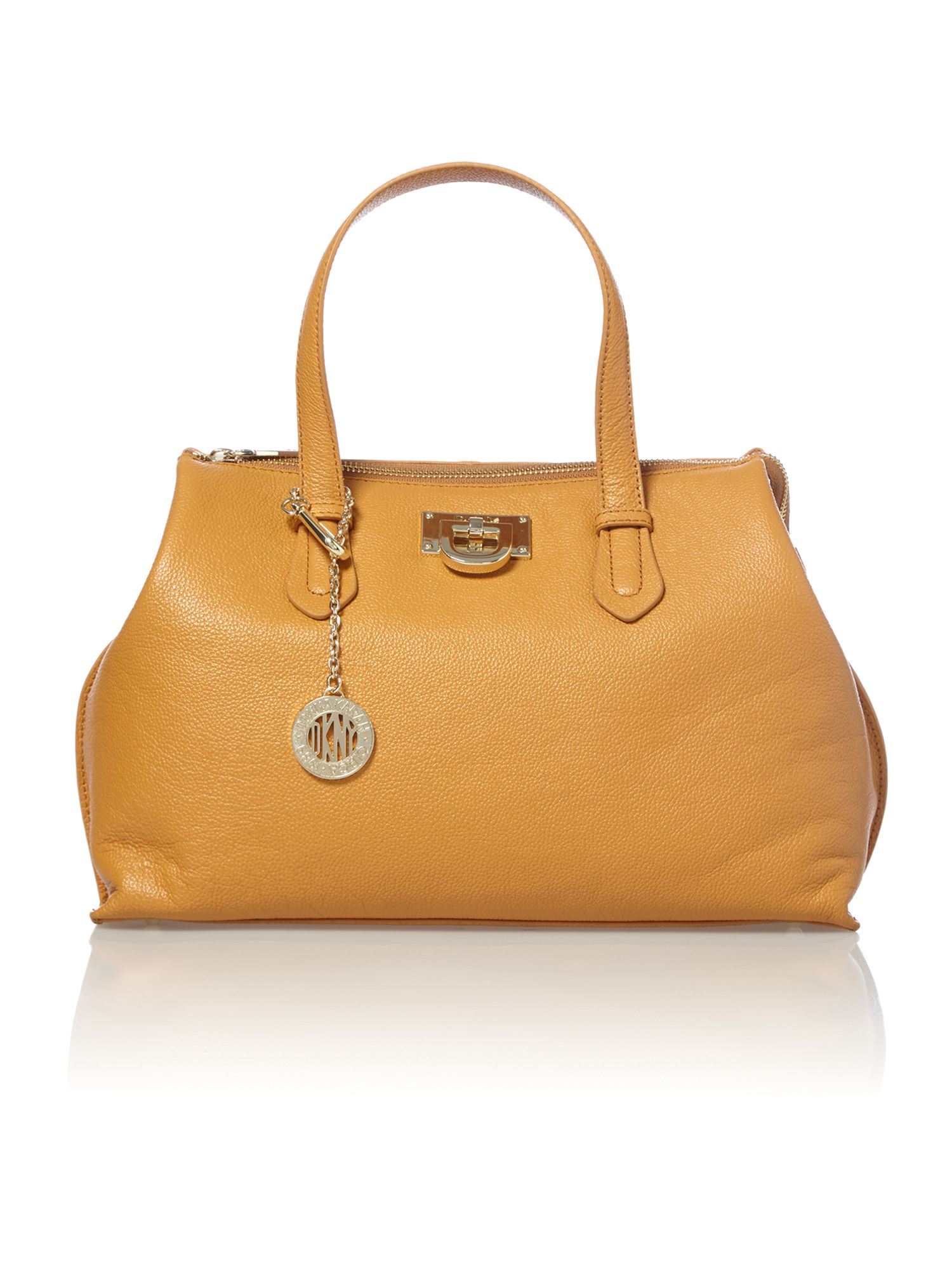 Chelsea tan medium tote bag