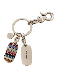 Multisripe tags keyring