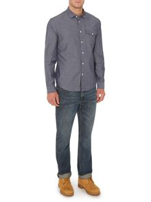 Byron oxford chambray