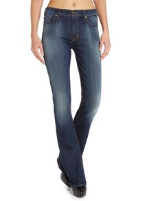 Hudson Jeans Love bootcut jeans in showstopper