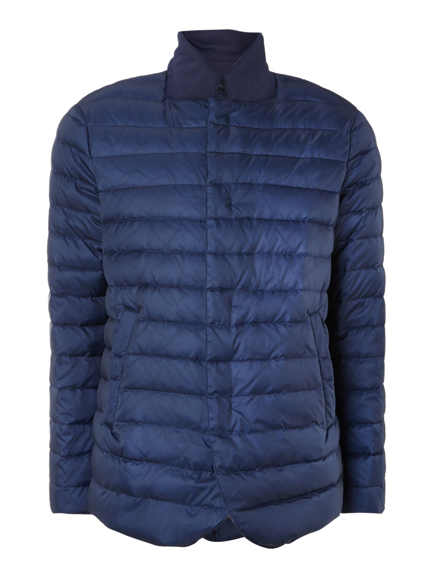 Nylon padded jacket