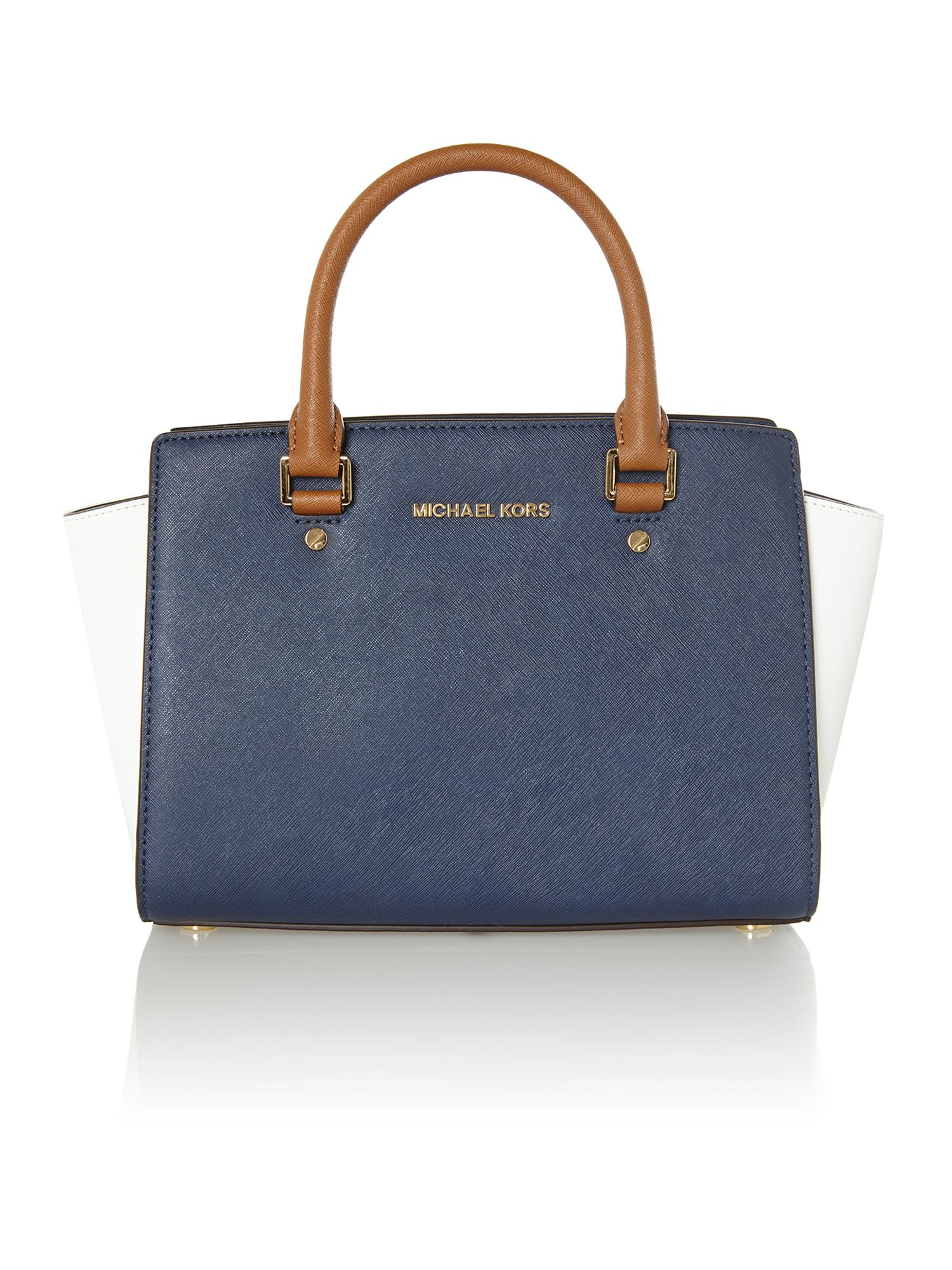 Selma multi coloured medium tote bag