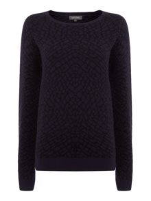 Jaquard Sweater