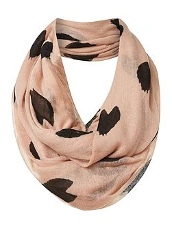 Hearts snood