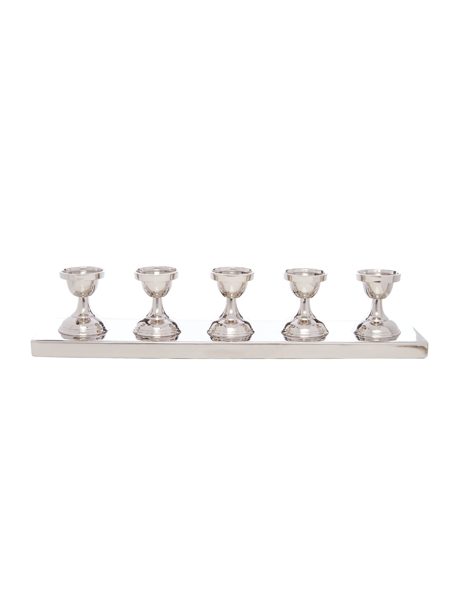 5 candle holder