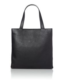 Tribeca colour block mono tote bag
