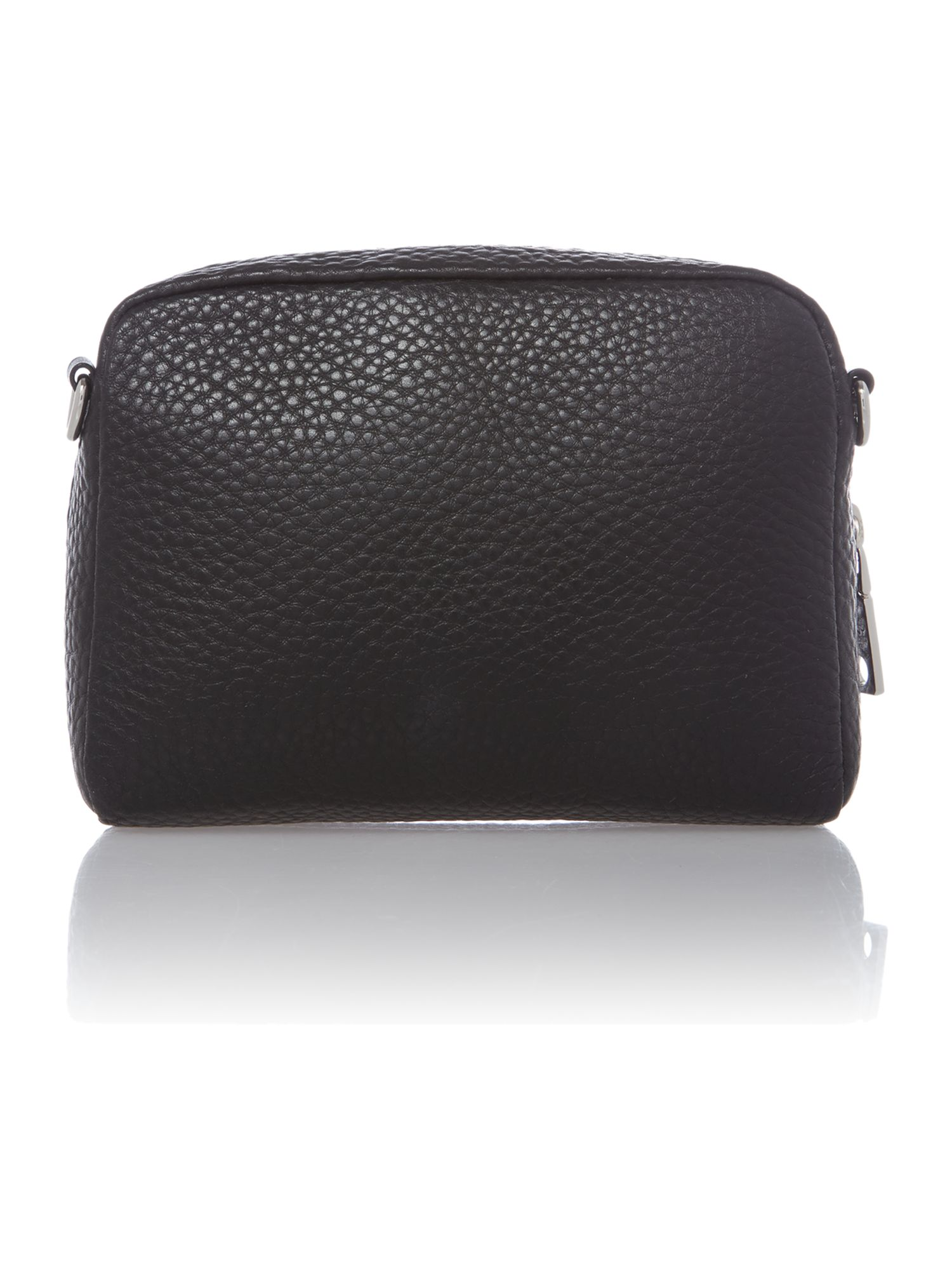 Tribeca soft black small tote bag