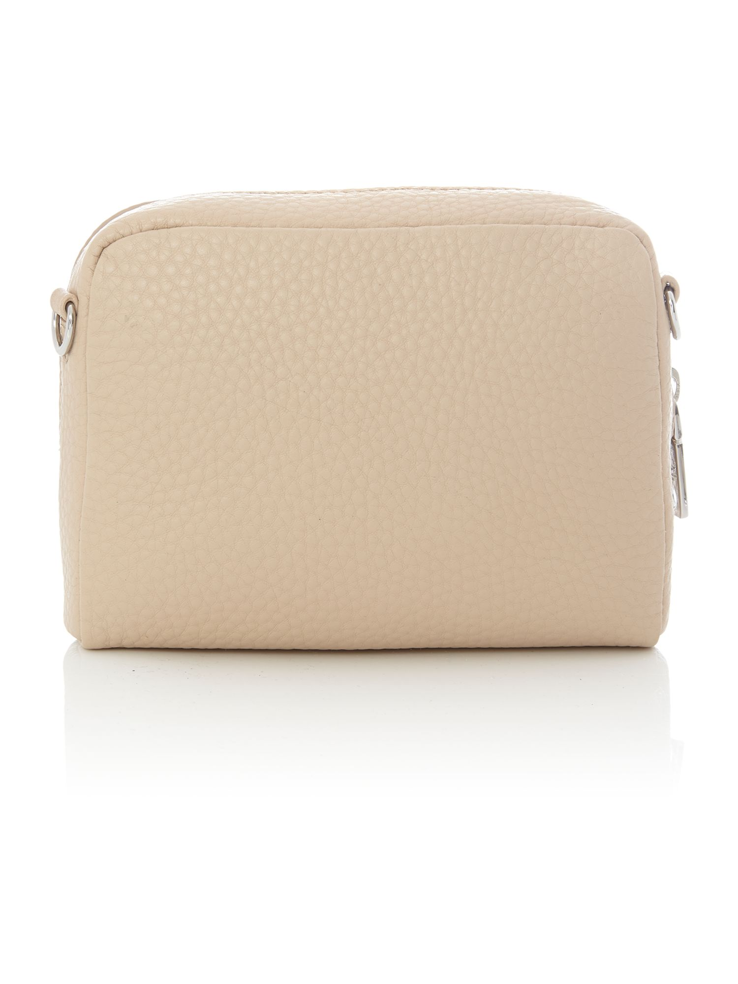 Tribeca soft tan small tote bag
