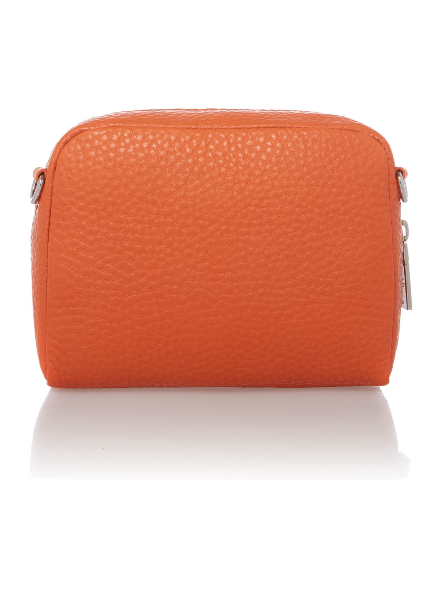 Tribeca soft orange small tote bag
