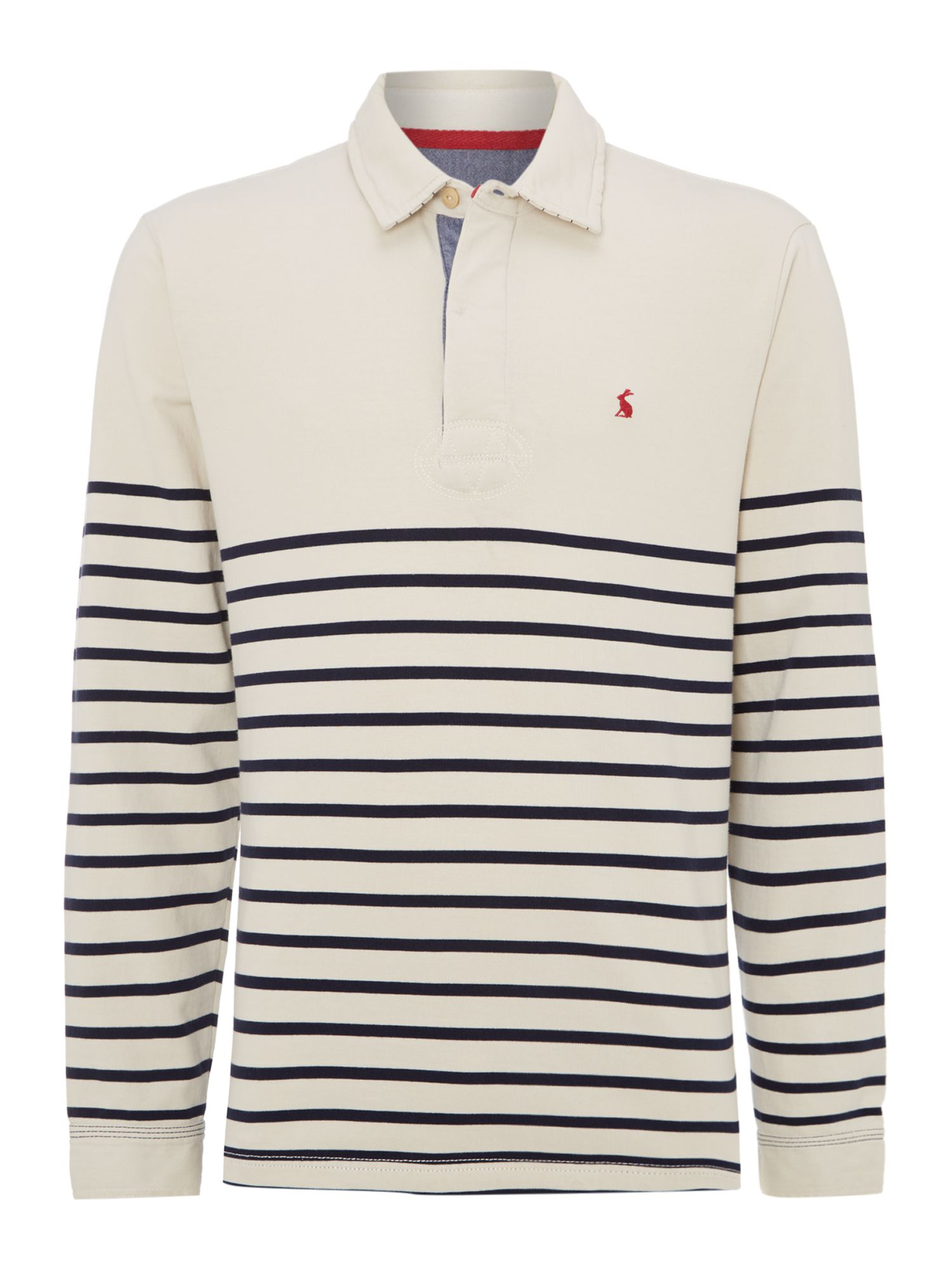 Stripe rugby shirt