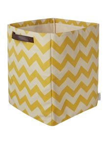 Fabric storage bag, large