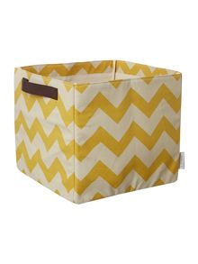 Fabric storage bag, small