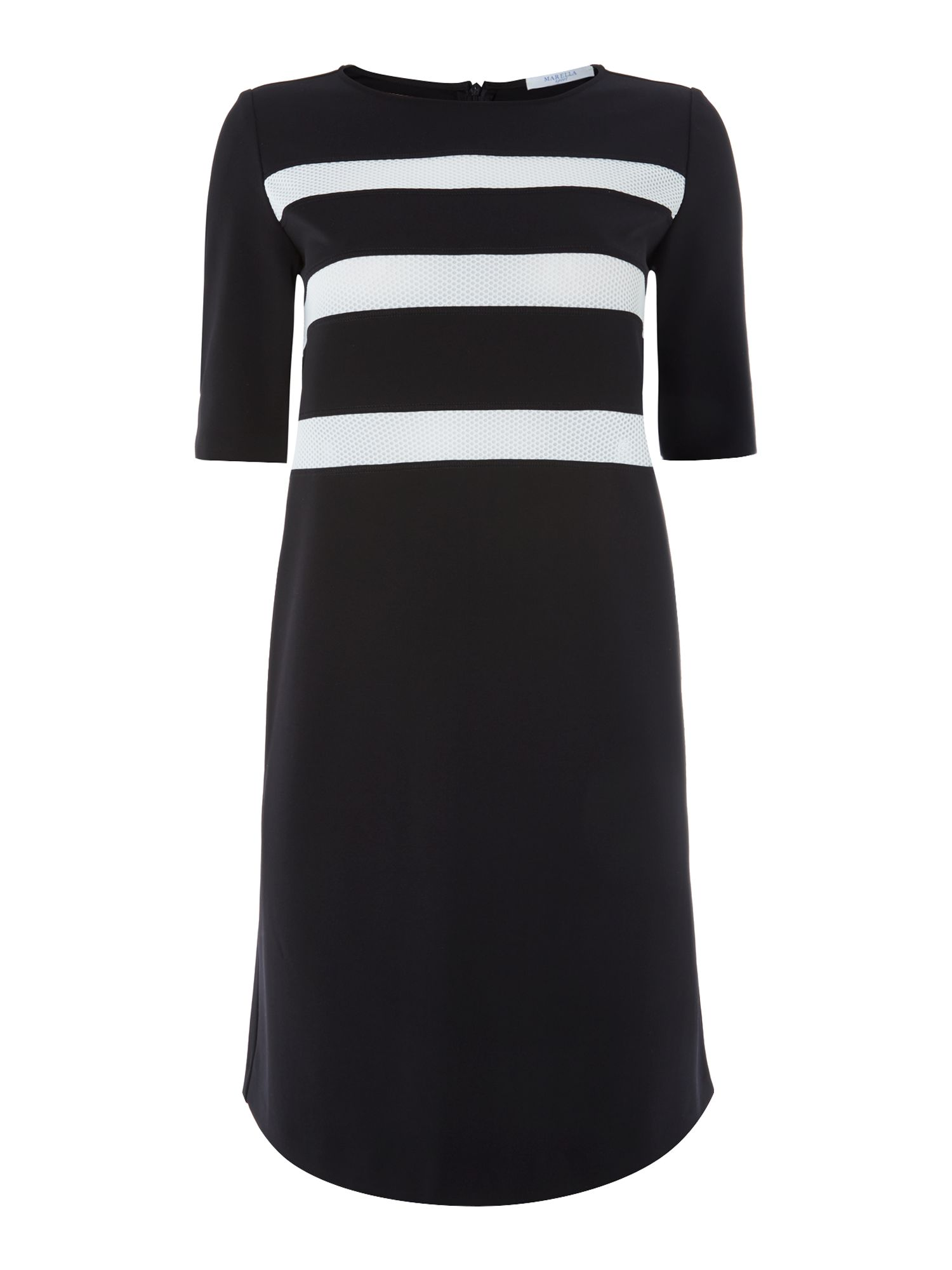 Darling monochrome dress
