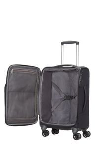 Samsonite Spark black 4 wheel cabin case