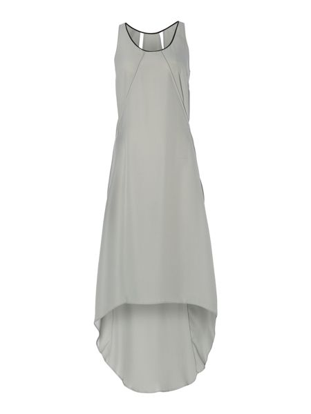 Y.A.S. Sleeveless hi-low maxi dress