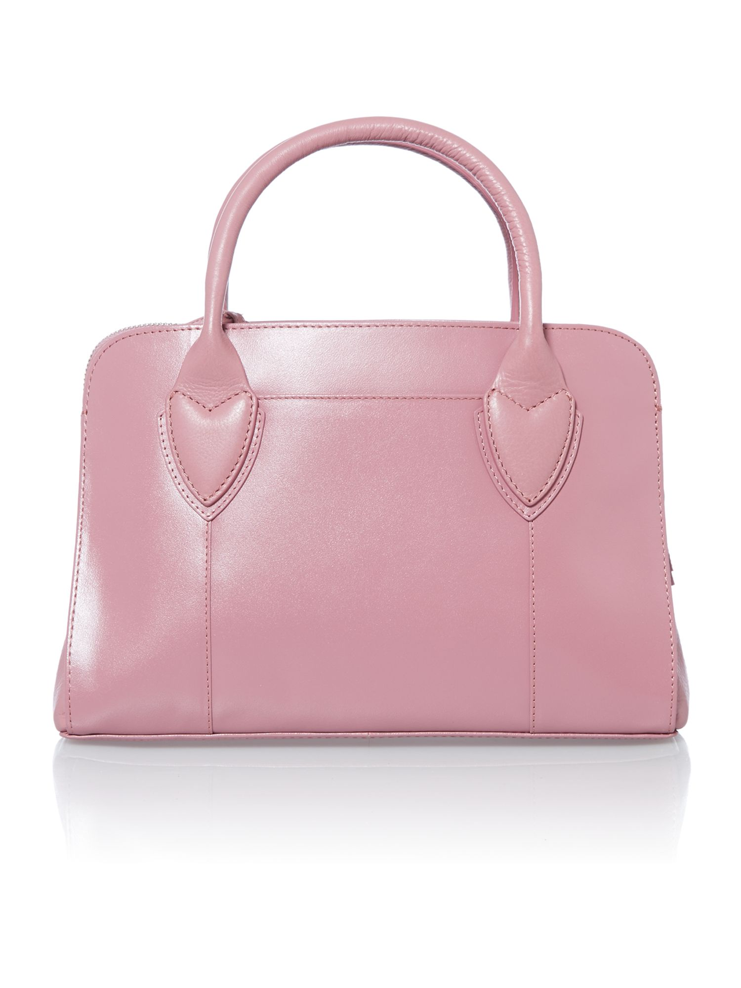 Aldgate pink medium crossbody tote bag