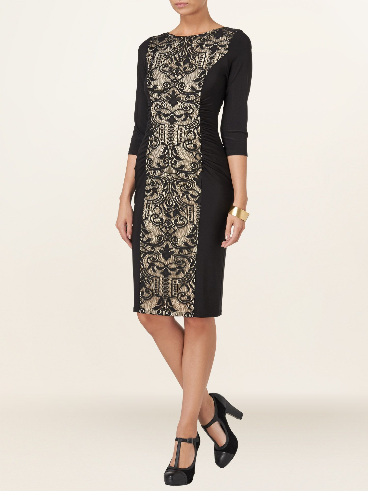 Sophiane lace dress