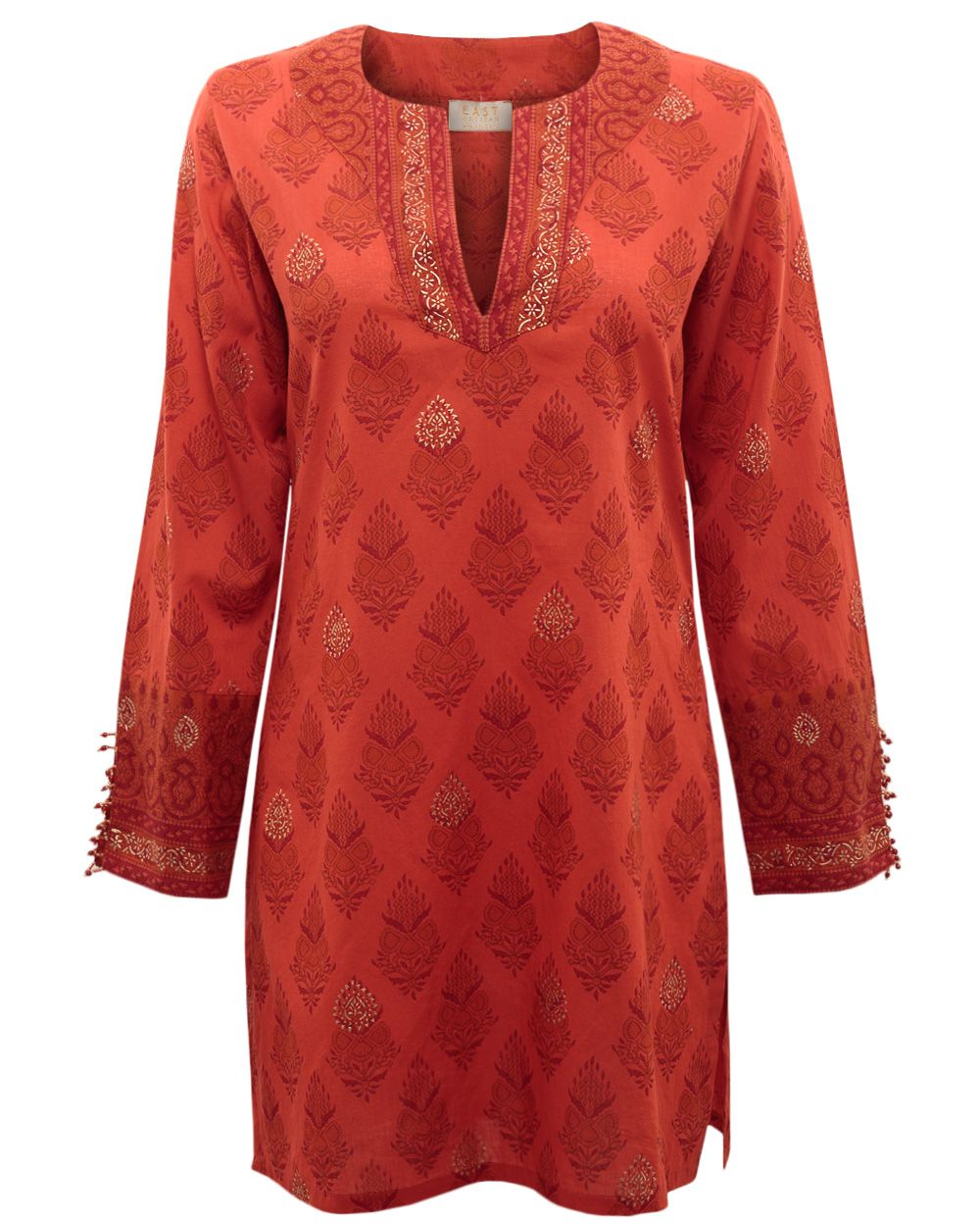 Beach bright kurta
