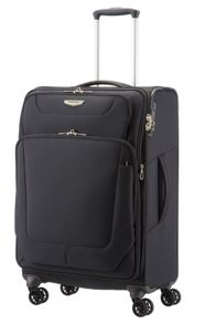 Samsonite Spark black 4 wheel medium case