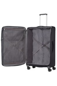 Samsonite Spark black 4 wheel 79cm large case