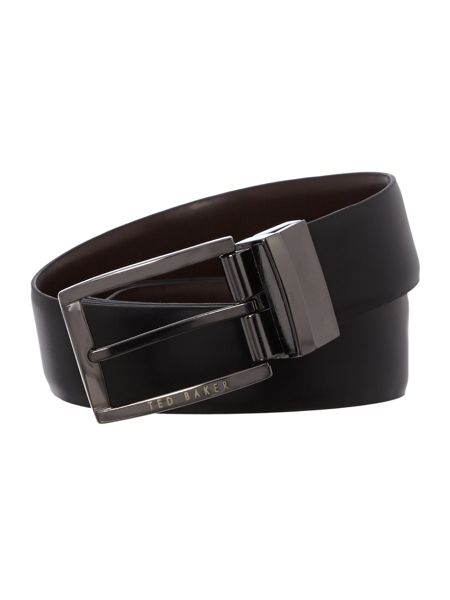 Ted Baker Leather Belt In A Box