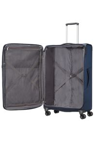 Samsonite Spark blue 4 wheel large case
