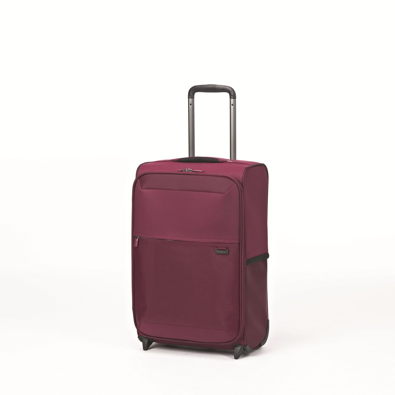 Short-Lite plum 2 wheel 55cm upright