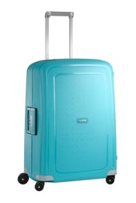 Scure aqua blue 4 wheel 69cm spinner