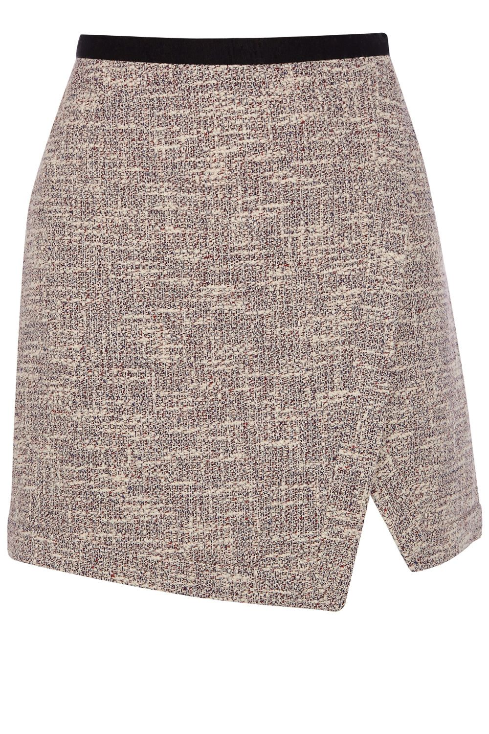 Summer tweed skirt