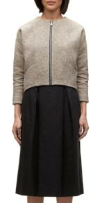 Mia Minimal Sculptured Jacket