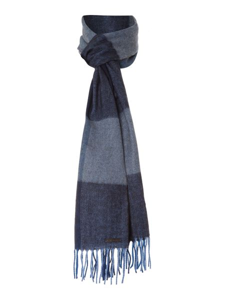 Ted Baker Thick check scarf