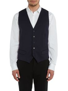 Without Prejudice Willesden regular fit waistcoat